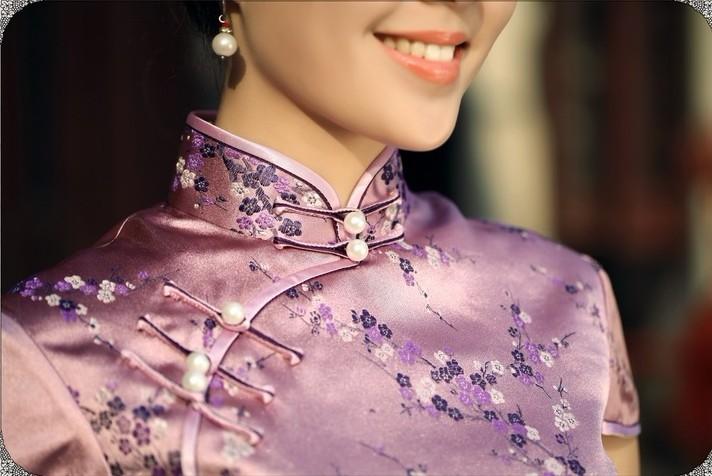 旗袍扣编法图解